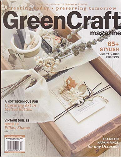 Green Craft Magazine Autumn 2018]()