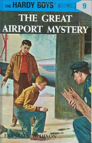 The Great Airport Mystery (Hardy Boys, Book (Vintage Character Port)
