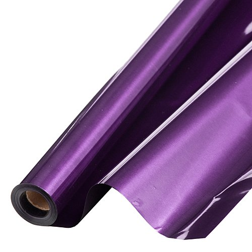 Metallic Background 48 Inches Purple 75 Feet Roll Photo Booth Background Backdrop Party Decoration Scene Setter
