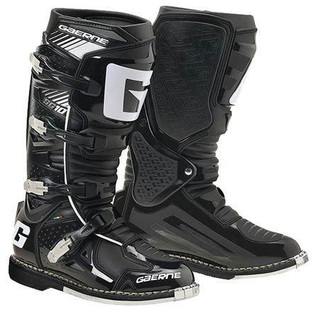 Gaerne Sg10 Motocross Atv Boots Mens Black 9 (Gaerne Sg10 Motocross Boots)