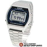 カシオ CASIO 腕時計 デジタル スタンダード B640WD-1A シルバー/ブラック 並行輸入 [時計] [時計]