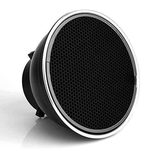 Godox SL-60W LED Video Light and Softbox,Light Stand,Honeycomb Grid Compatible Film Studio Photography Studio (2PCS) by Godox (Image #7)