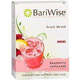 BariWise 15g High Protein Diet Fruit Drink - Raspberry Lemonade (7 Servings/Box)