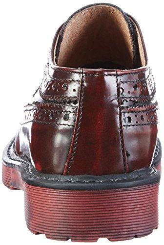 Femme Margareta Lublin Ana Bordeaux Chaussures qt8w44vZS