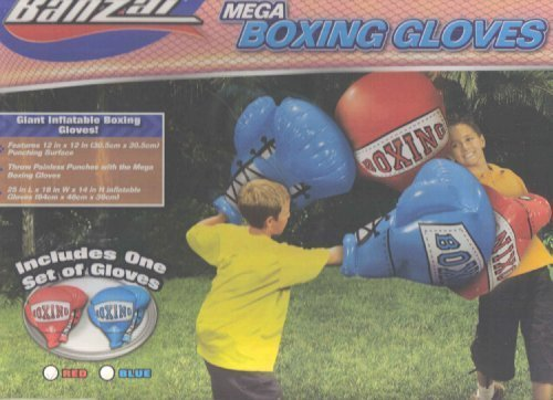 Banzai One Set of Mega Boxing Gloves