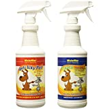ANTI ICKY POO ODOR REMOVER AND P-BATH PRE-TREATER COMBO