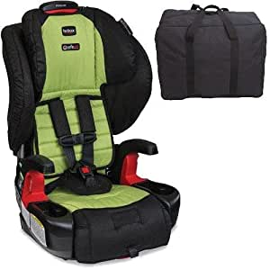 britax pioneer g1 1 harness 2 booster car seat with travel bag kiwi baby. Black Bedroom Furniture Sets. Home Design Ideas