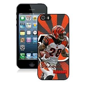 NFL Cincinnati Bengals iPhone 5 5S Case 33 NFLIPHONE5SCASE1490