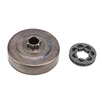 Clutch Drum, 7 Teeth Clutch Drum With Sprocket Rim Replacement Fits to Stihl 017 018