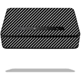 MightySkins Skin For Amazon Echo Connect - Carbon Fiber | Protective, Durable, and Unique Vinyl Decal wrap cover | Easy To Apply, Remove, and Change Styles | Made in the USA