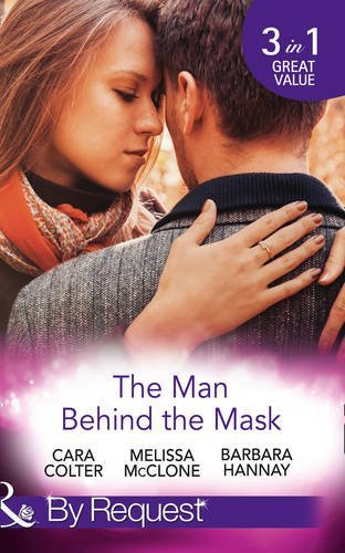 book cover of The Man Behind The Mask