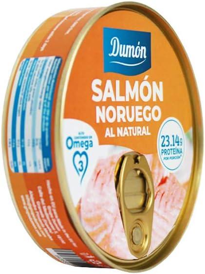 Dumon - 24 Unidades de 160 gr de Conservas de Salmon Noruego ...