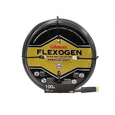 Gilmour Flexogen Super Duty Hose 1/2 Inch x 100 Feet