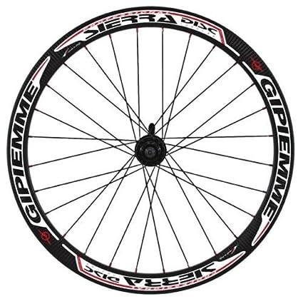 Ruedas bicicleta MTB de carbono Ruedas de carbono Gipiemme Sierra CX Tubular 26 ...