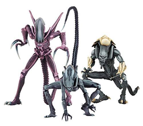Alien Arcade Game - NECA Alien  vs Predator  Arcade: Alien Assortment Action Figures