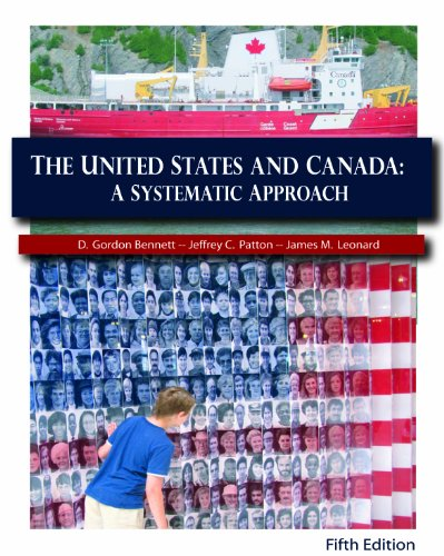 The United States and Canada: A Systematic Approach, 5/E