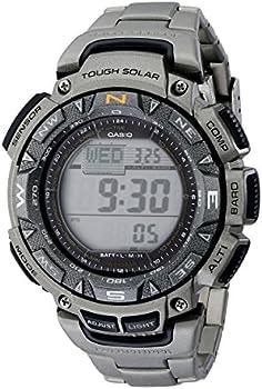 Casio Triple Sensor Solar Pathfinder Watch