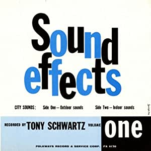 Sound Effects 1: City