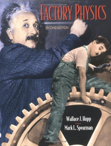 Factory Physics Second Edition