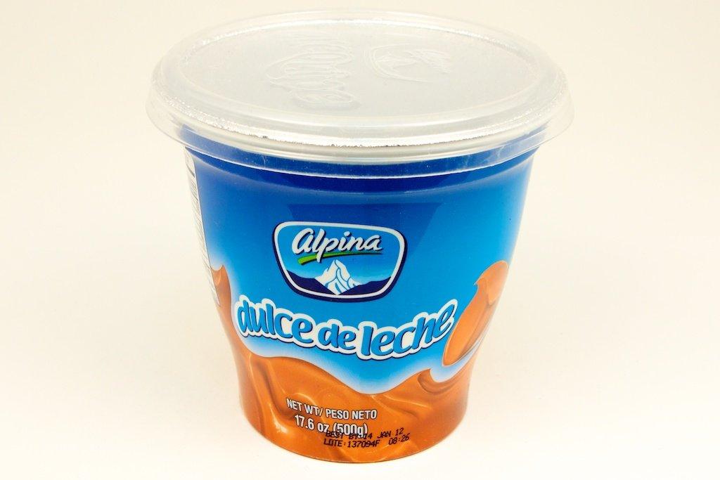 Amazon.com : Alpina Dulce De Leche Caramel 17.6 oz : Pudding : Grocery & Gourmet Food