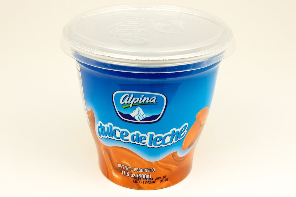 Amazon.com : Alpina Dulce De Leche Caramel 17.6 oz : Pudding : Grocery & Gourmet Food