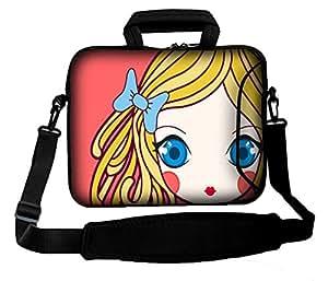 Generic portátil de 17bolso de mano portátil bolsa maletín escolar niña
