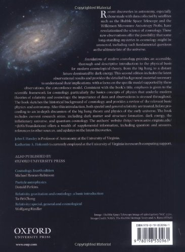 Foundations of Modern Cosmology by Oxford University Press