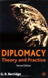 Diplomacy, G. R. Berridge, 0333969286
