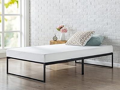 Zinus 12 Inch Platforma Bed Frame, Mattress Foundation, No Box Spring needed, Metal Slat Support, Twin