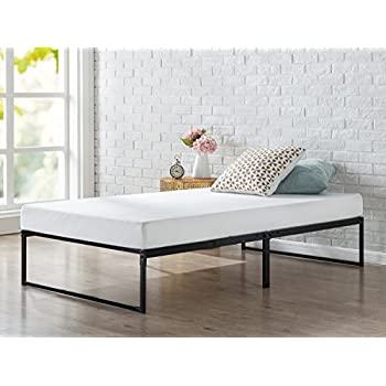 Amazon Com Zinus Lorelei 12 Inch Platforma Bed Frame Mattress