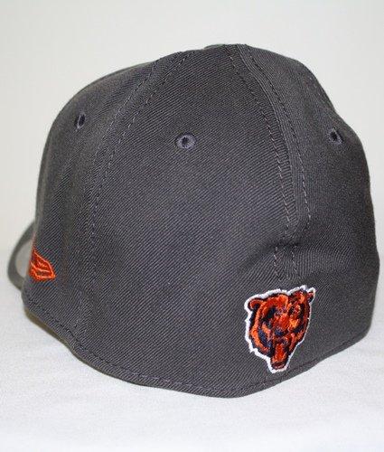 Chicago Bears New Era 39THIRTY 2013 Draft Day Flex Hat - Graphite