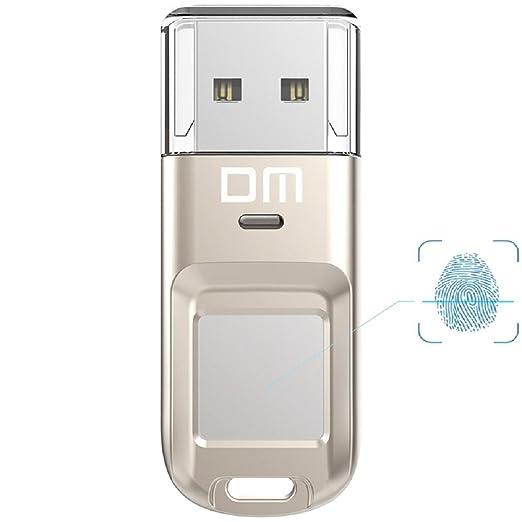 2 opinioni per Farsler 32GB 64GB High-Speed riconoscimento impronte digitali penna criptata