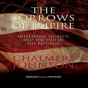 The Sorrows of Empire Audiobook