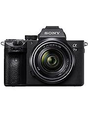 Sony ILCE-7M3K Cámara Alpha con Sensor de Imagen Full-Frame 35 mm + Lente de Zoom 28-70 mm