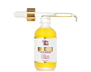 Amazon.com: Voice of Hair PureFix Elixir para el cabello con ...