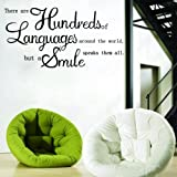 English Proverbs Wall Sticker Decal Wallpaper Home Decor.