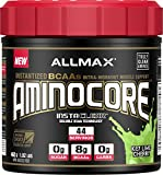 AllMax Nutrition – Aminocore Instantized BCAA Key Lime Cherry – 462 Grams Review