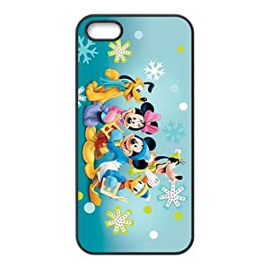 Cool-Benz Mickey Mouse and Friends Caroling disney Phone case for iPhone 5s