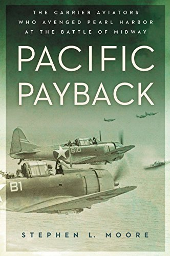 Marshall Islands Pacific Ocean - Pacific Payback: The Carrier Aviators Who Avenged Pearl Harbor at the Battle of Midway