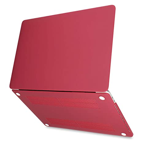 Batianda Funda para Macbook Air 13 2018 Carcasa Cubierta de plástico Mate Duro para Laptop Macbook Air 13 13 Pulgadas con Retina Model A1932 Caso ...