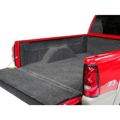 BedRug Full Bedliner BRQ09SCSGK fits 09-14 F-150 5.5' BED WITH FACTORY STEP GATE ()