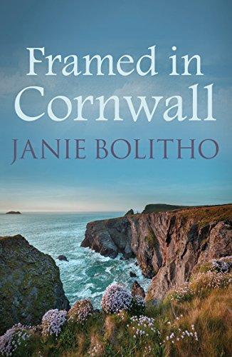 Framed in Cornwall (Cornwall Mysteries Book 2)