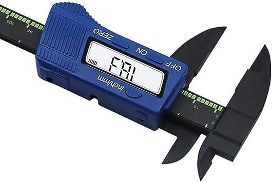 "6/"" 150mm Caliper Micrometer Sliding Vernier Gauge Measure Ruler Range Tool"