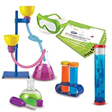 Learning Resouces Primary Science Learning Lab Set, Multicolor