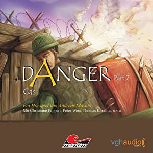 Gas (Danger 7) Hörspiel