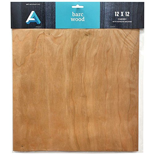 Barc Wood Cherry Adhesive Sheet