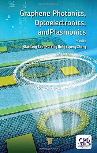 Graphene Photonics, Optoelectronics, and Plasmonics-cover