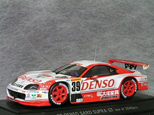1/43 DENSO SARD SUPRA GT JGTC2004 大塚家具 #39(ホワイト×レッド) 「オートバックス GT 2004シリーズ」 43635