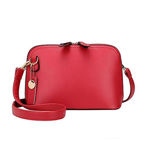 femme porter à AFfeco Red à Sac pour l'épaule 8Aqw7E