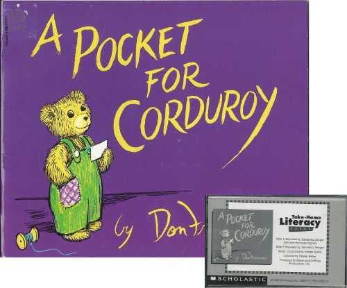Pocket Corduroy (A Pocket for Corduroy Book and Audiocassette Tape Set (Paperback Book and Audio Cassette Tape))